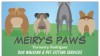 Meiry's Paws Dog Walking & Pet Sitting Services