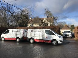 Insurance Reinstatements Building works in Barnton by Property Repair