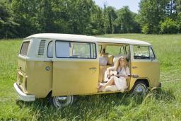 Buttercup Bus - classic campervan hire