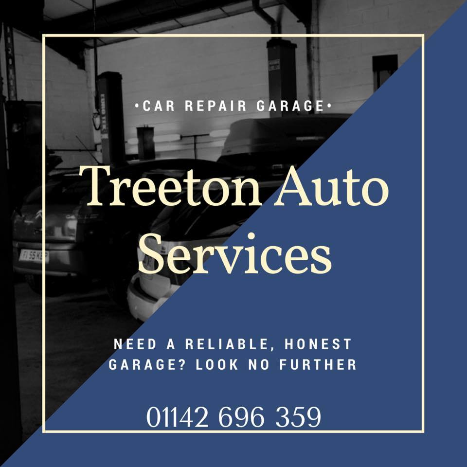 Details For Treeton Auto Services In Unit 1b Canklow