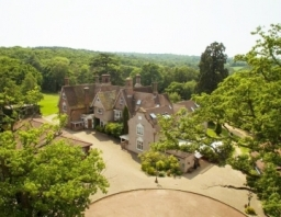 Greenfields Independent Day and Boarding School - ariel view