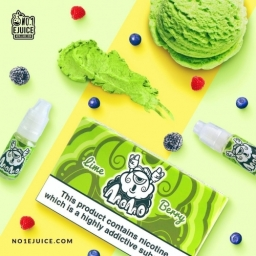 Limeberry by MoMo Eliquid at No1 Ejuice