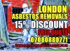 Asbestos Removals London UK