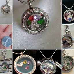 More customer Pendique Lockets Designs