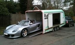 Rudler: Porsche Carrera GT