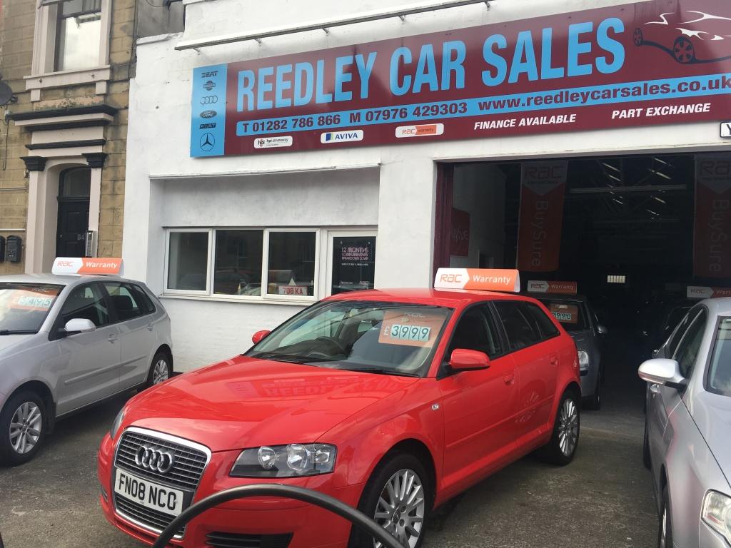 Reedley Car Company Burnley