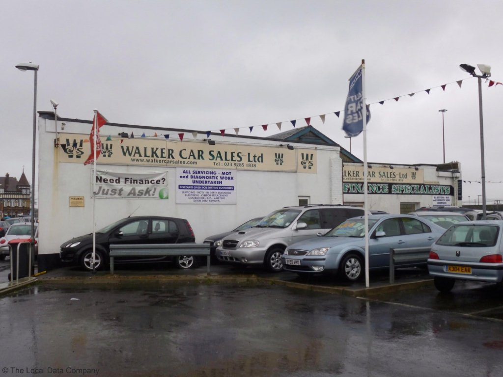 Proudly Serving Alexandria, Walker Automotive is the Place to Check Out Your Next New Car!
