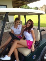 Golf Hostesses