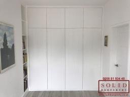 bespoke built-in wardrobe