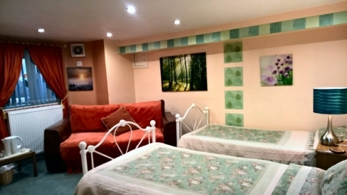 Bed And Breakfast Altrincham Manchester
