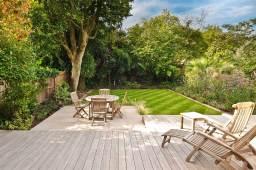 Garden design in Wimbledon