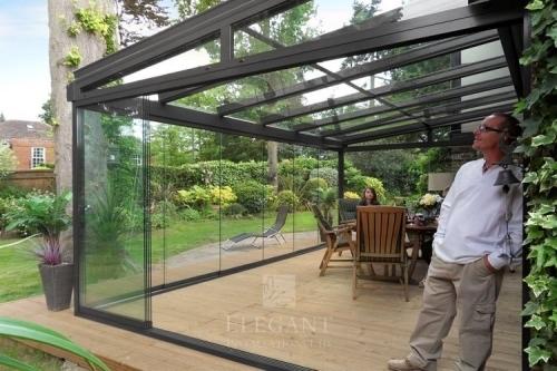 Elegant glass verandas matthews green farm matthewsgreen for Garden glass room