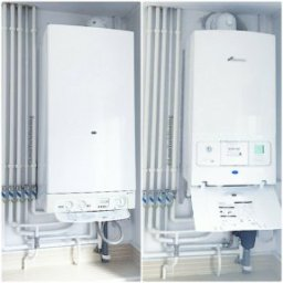Combi Boiler Swap
