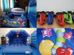 Party package hire in Sheffield and Chesterfield
