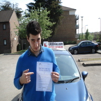 Driving Lessons In Edgware HA8