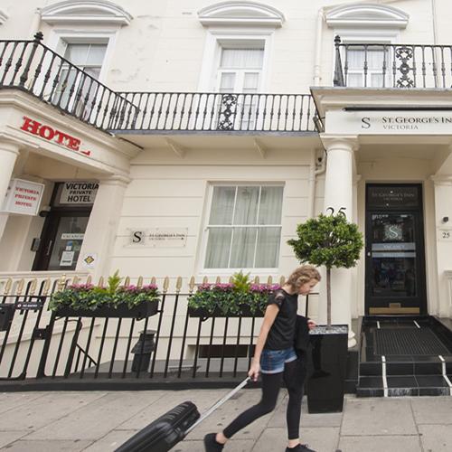 Cheap Hotels Near London Victoria Coach Station