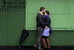 Engagement photography from Andrew JL Ansell