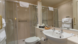 Poolside Ground Floor Shower room