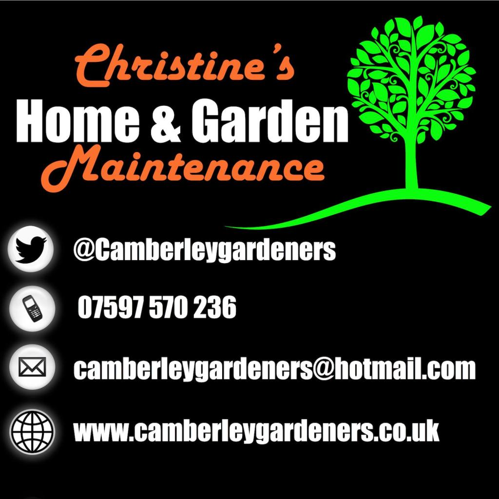 Christines home garden maintenance 18 englesfield for Home garden maintenance