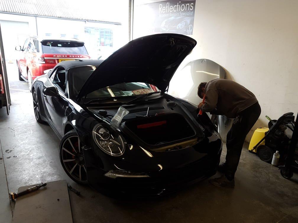Car Body Repairs Camberley