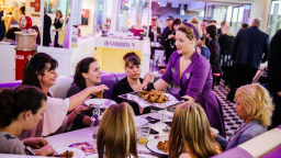 Parties and occasions at the Viva Vegas Diner