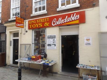 King Street Toys 25a King Street Wolverhampton Wv1 1st