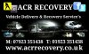 ACR RECOVERY, Car Recovery & Delivery Services Watford