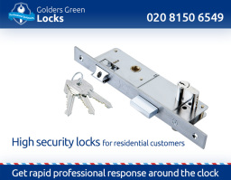 Lock Change Locksmiths Golders Green