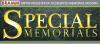 SPECIAL MEMORIALS