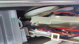 Dishwasher repair. Pcb replacement