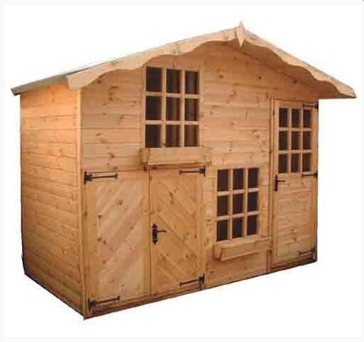 Details for nottingham specialised timber buildings in hawkworth street clarence street - Garden sheds nottingham ...