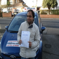 Driving Lessons In Eastcote HA5