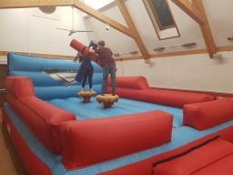 Gladiator duel hire in Sheffield and Chesterfield