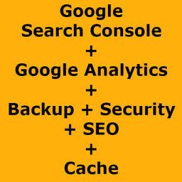 essentials for your website