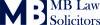 MB Law Ltd Solicitors