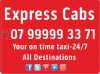 Express Cabs Leamington Warwick Taxi Services