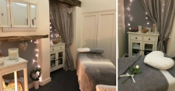 Our cosy treatment rooms