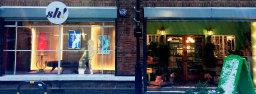 31-35 Pitfield St - enter thru' the coffee shop!