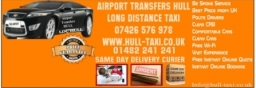 Airport Taxi Service Yorkshire