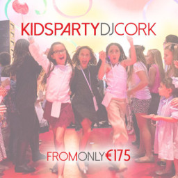 Book A Children's Party DJ Cork