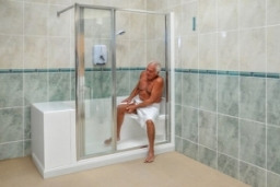 Disabled Showers Oxfordshire