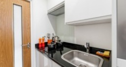 Smart City Apartments Cannon Street Kitchen