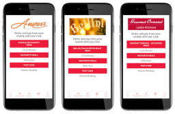Your Own Restaurant App