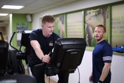 Level 2 Fitness Instructor Gym