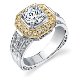 Lajerrio Engagement Rings