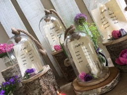 Wedding Table Plans by Flower Design, Ripon