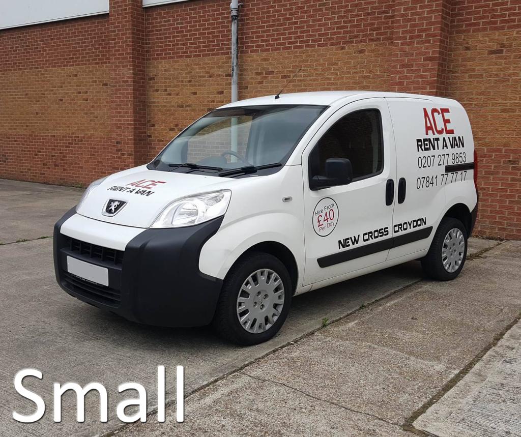 Ace Rent A Van Ltd 2-4 Pomeroy Street, London, SE14 5BG