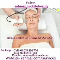 Full body massage and facial packages available. Book now zahmal.com