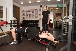Female personal trainers near Preston