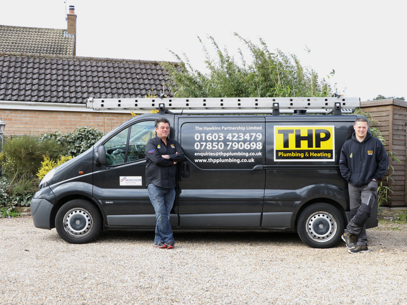 Details For Thp Plumbing Amp Heating In 28 Magnay Road